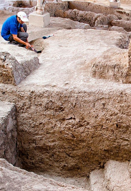 Complejo Arqueológico Huaca Ventarrón