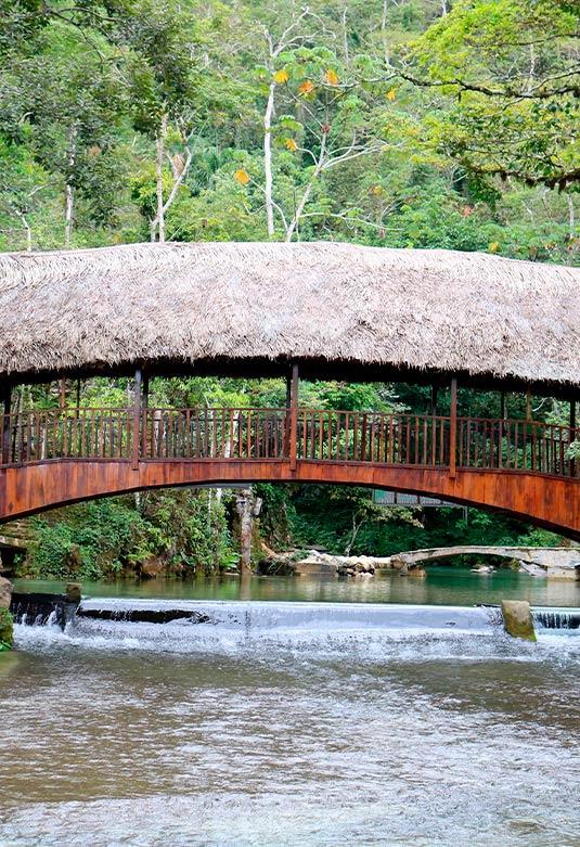 Naciente del río Tíoyacu