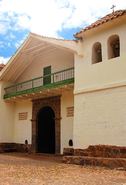 Capilla de la Virgen de la Candelaria de Canincunca