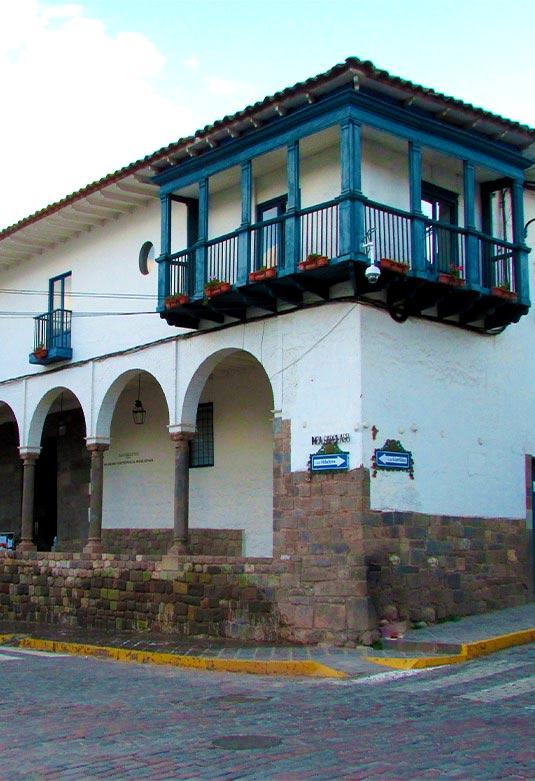 Casa del Inca Garcilaso de la Vega – Museo Histórico Regional