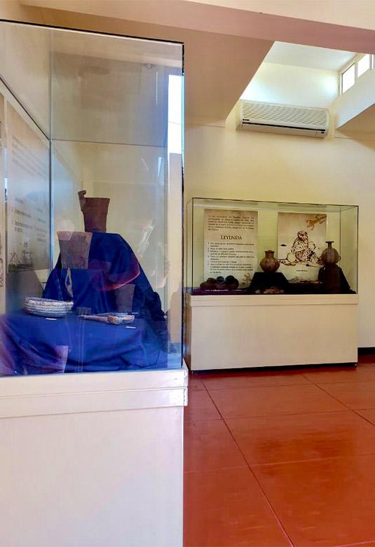 Museo de Sitio de Peañas