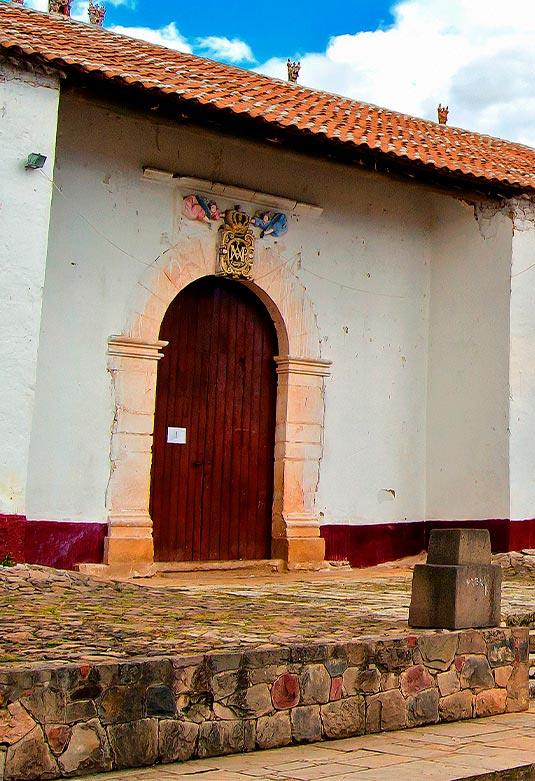 Pueblo Tradicional de Quinua