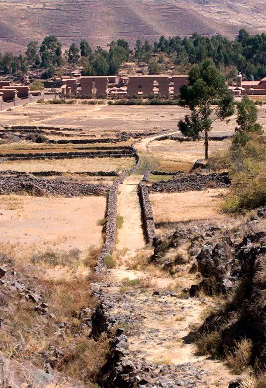 Parque Arqueológico de Raqchi