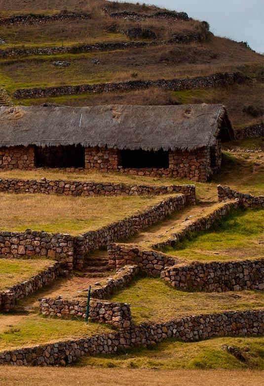 Complejo arqueológico de Sóndor