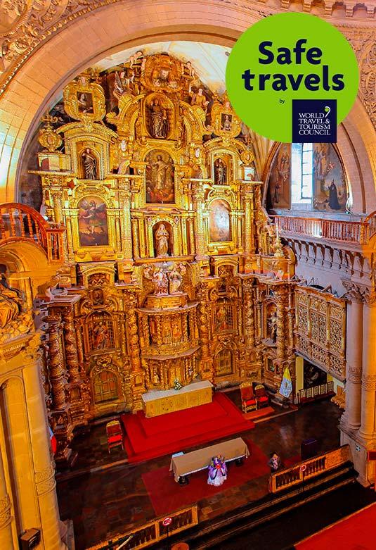 Templo de Compañía de Jesús