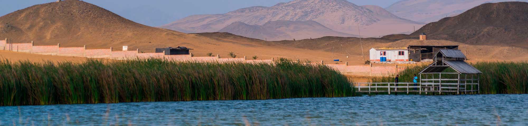 Área de Conservación Regional Albúfera de Medio Mundo