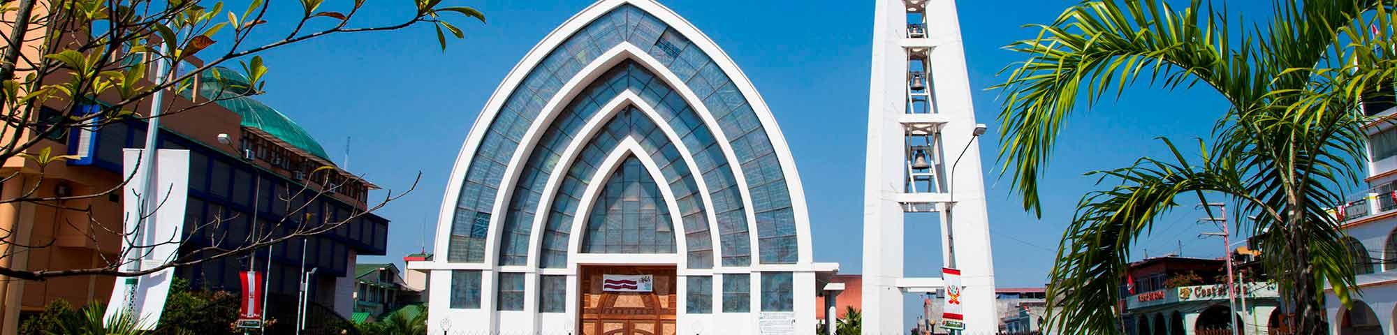 Catedral de Pucallpa Virgen De La Inmaculada