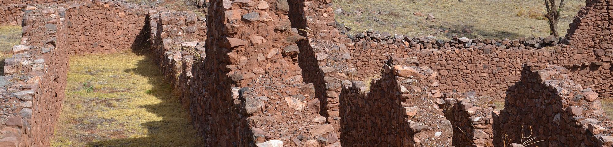 Parque Arqueológico de Pikillaqta