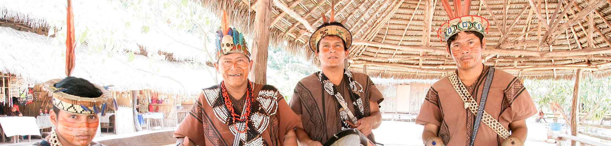 Comunidades Nativas Ashaninkas de Pampa Michi y Bajo Marankiari