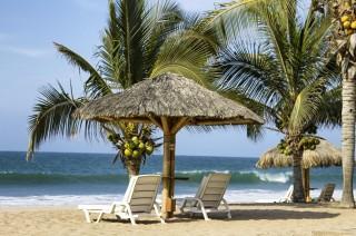 Balneario de Punta Sal