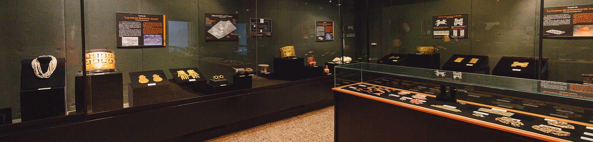 Museo de Sitio Kuntur Wasi