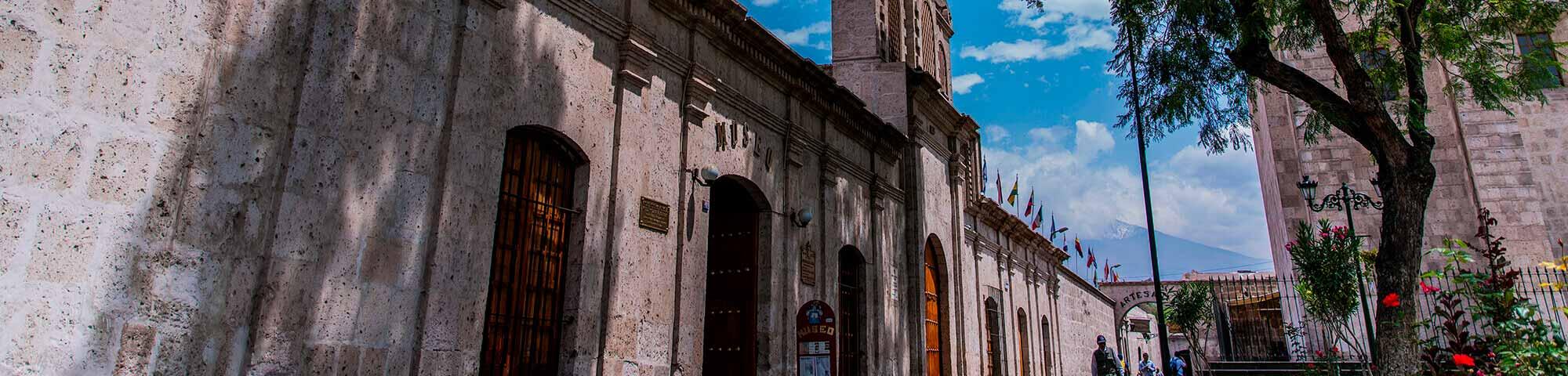 Museo Histórico Municipal Guillermo Zegarra Meneses