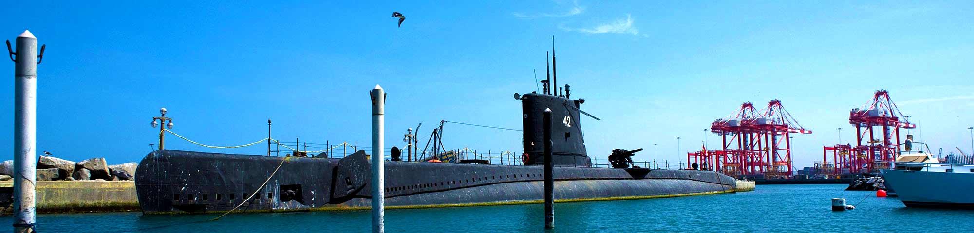 Museo de Sitio Naval Submarino Abtao