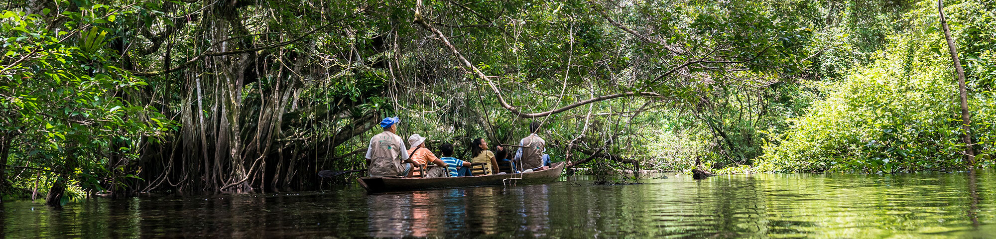 Naciente del río Tío Yacu