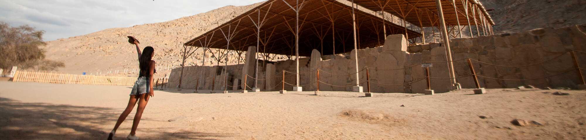 """Sitio Arqueológico de Sechín y Museo Regional de Casma """"Max Uhle"""""""
