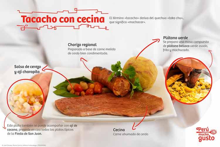 ¿Qué hace del Tacacho con Cecina un plato tan privilegiado en la selva peruana?