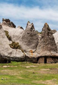 Aventura en Casa de los pitufos Andahuaylas
