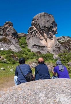 Campamento en Marcahuasi