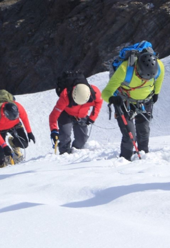 Huaraz: Aventura en la Nieve