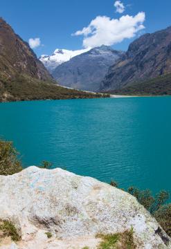 Huaraz y sus hermosas lagunas