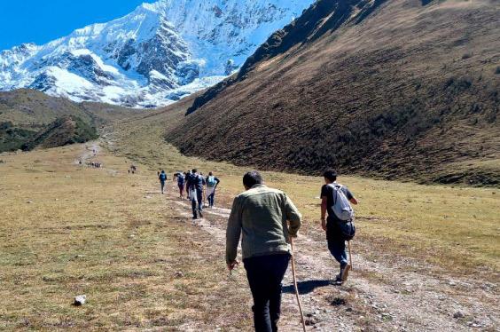 Inka-Altitude