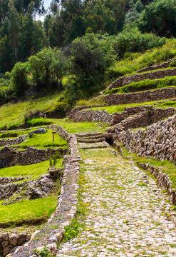 Caminata 1 dia - Inkiltambo desde el centro de Cusco