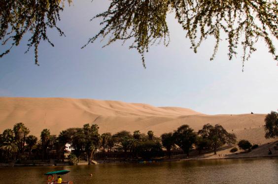Laguna-Huacachina