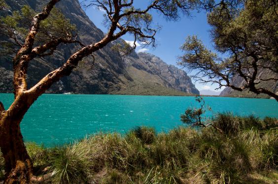 Laguna-Llanganuco
