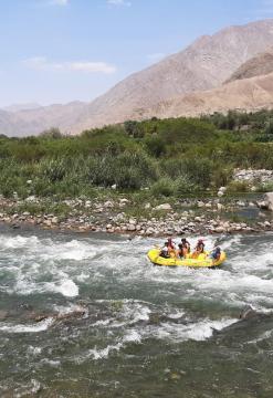 Aventura y diversión en Lunahuana
