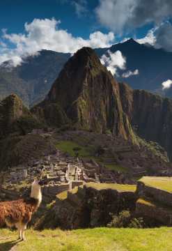 ¡Ahora o nunca conoce Machu Picchu!