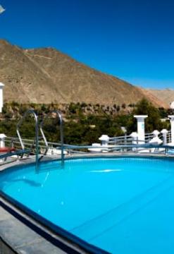 Panquita Junior's Hotel en Lunahuaná