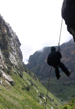 Adrenalina al límite en Quebrada Llaca