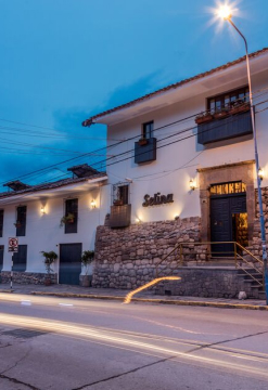 Suite en Selina Cusco Saphi