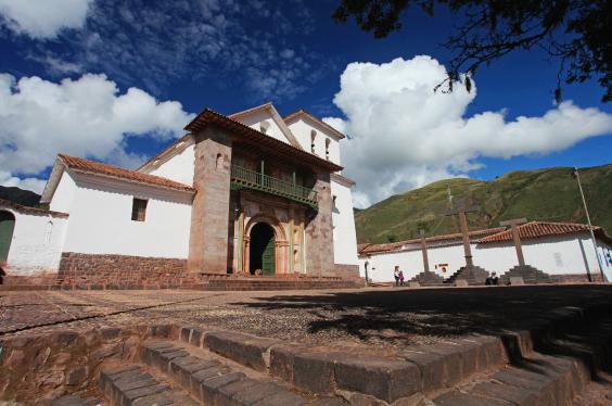 Templo Andahuaylillas