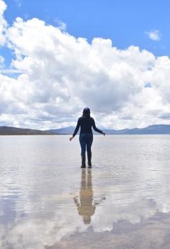 Tour Laguna de Salinas y Baños termales