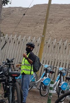 """Tour en bicicleta """"Entre Olivos y el Mar"""""""