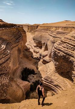 Trekking Cañón de los Perdidos desde Lima