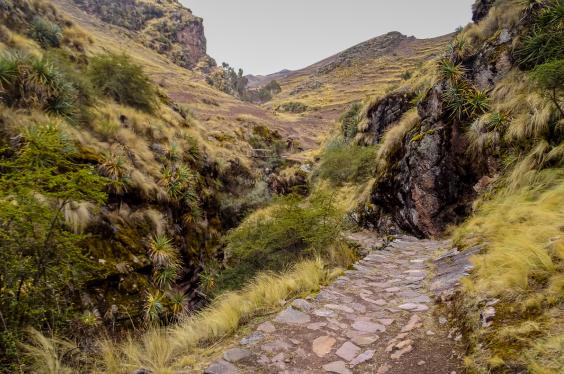 Trekking de Tambomachay