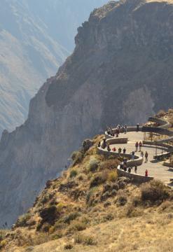 Visita el Cañón del Colca