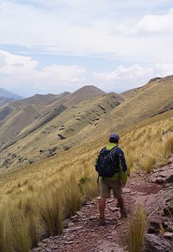 Camino Inca al Cusco