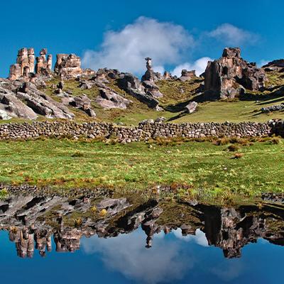 Aniversario del Santuario Nacional de Huayllay - Pasco