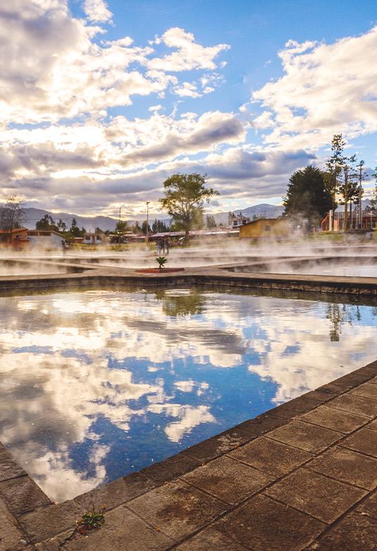 Complejo Turístico Baños del Inca
