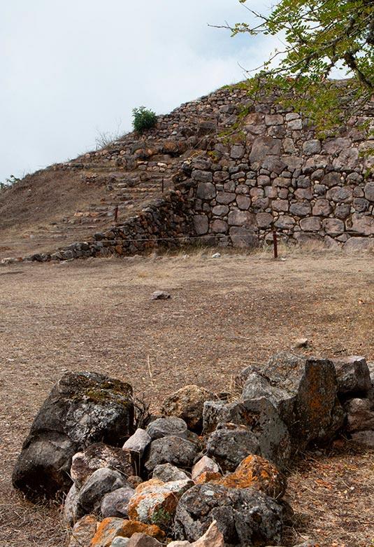 Complejo Arqueológico Kuntur Wasi