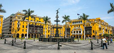 Sector privado se une a la Municipalidad de Lima para optimizar la actividad turística en el Centro Histórico
