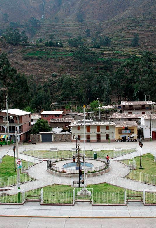 Pueblo de Obrajillo