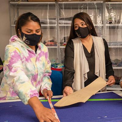 Textilería peruana: artesanos, empresarios y diseñadores se juntan para lanzar impresionantes colecciones