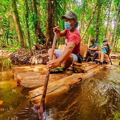 Iquitos: Amazon Forever Biopark abre sus puertas para conectarte con la naturaleza