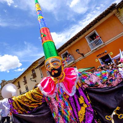 Vive los Carnavales del Perú desde casa