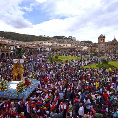 Corpus Christi: una de las fiestas más importantes del Cusco que probablemente no conocías