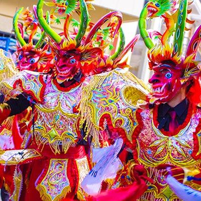 Fiesta de la Candelaria: conoce seis de sus trajes típicos